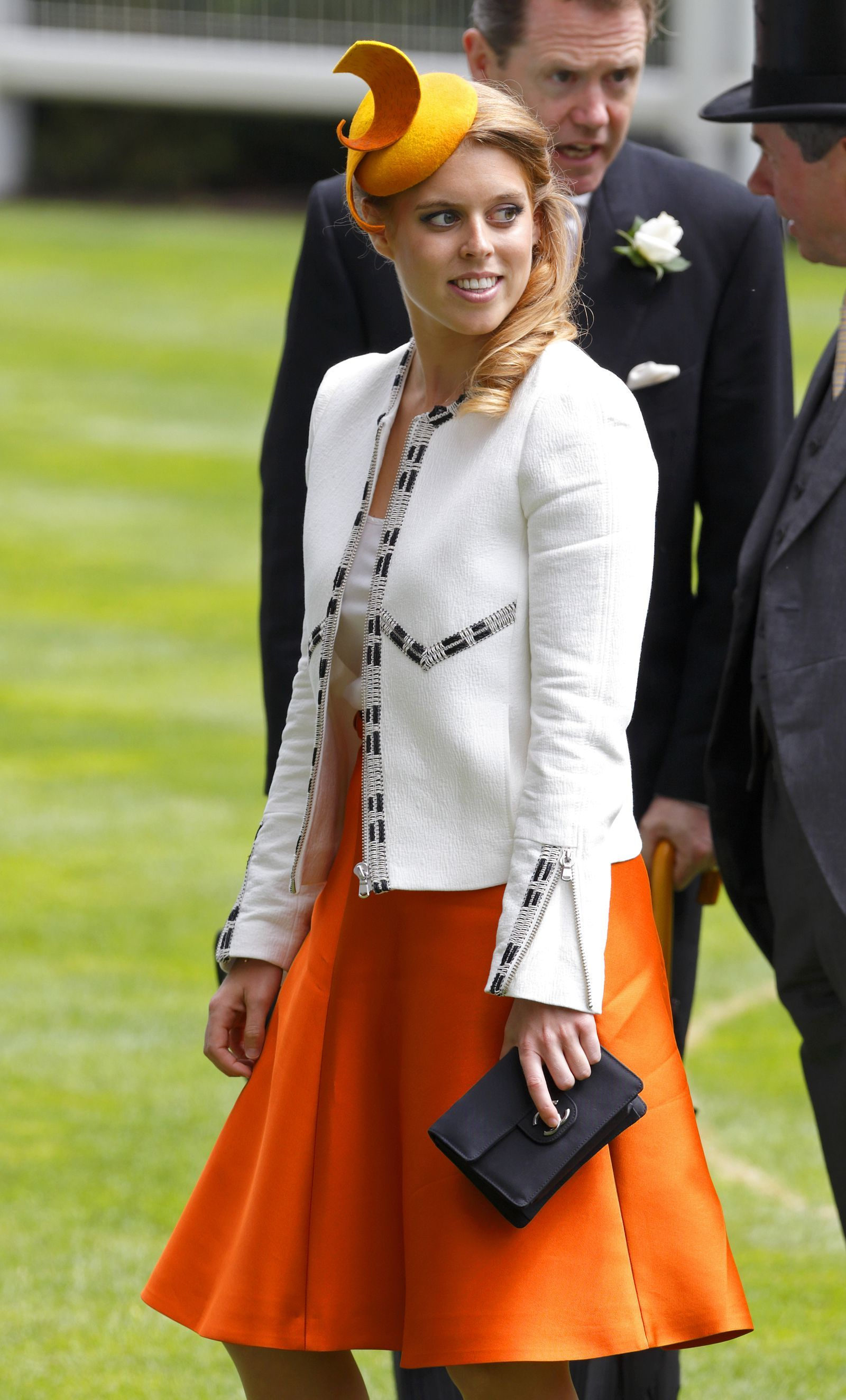 Twitter's Already Freaking Out Over Princess Beatrice's