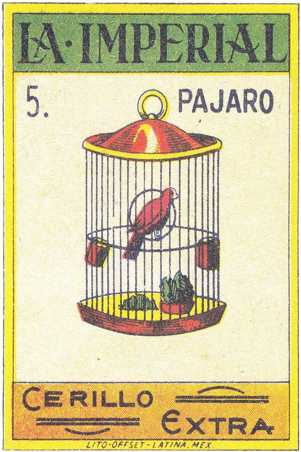 """Caja de Cerillos """"La Imperial"""""""