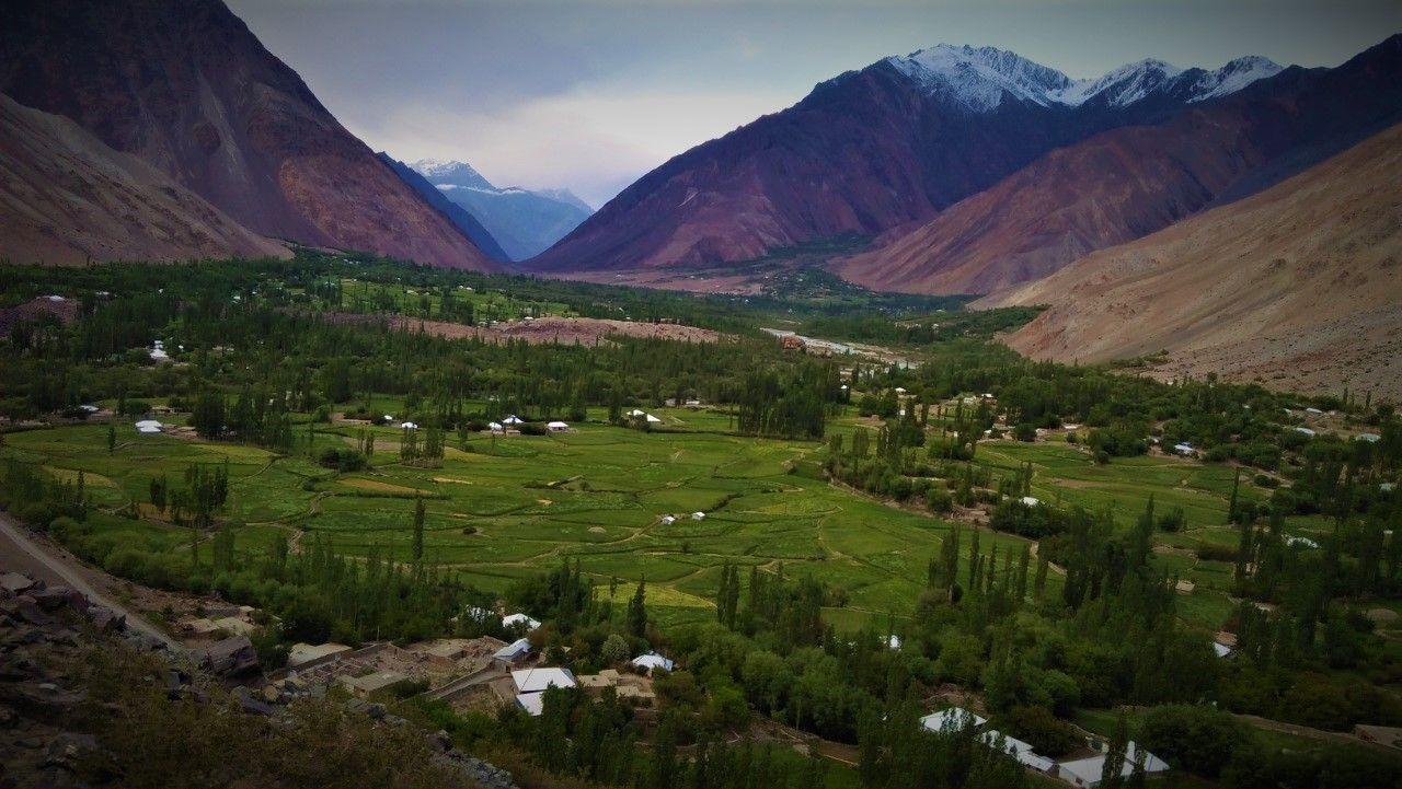Nan Doshi – A Khowar Folk Tale