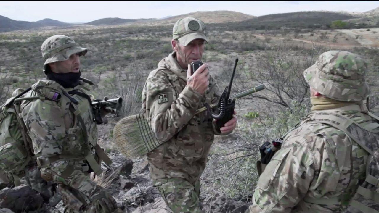 Armed citizens patrol the arizonamexico border citizen
