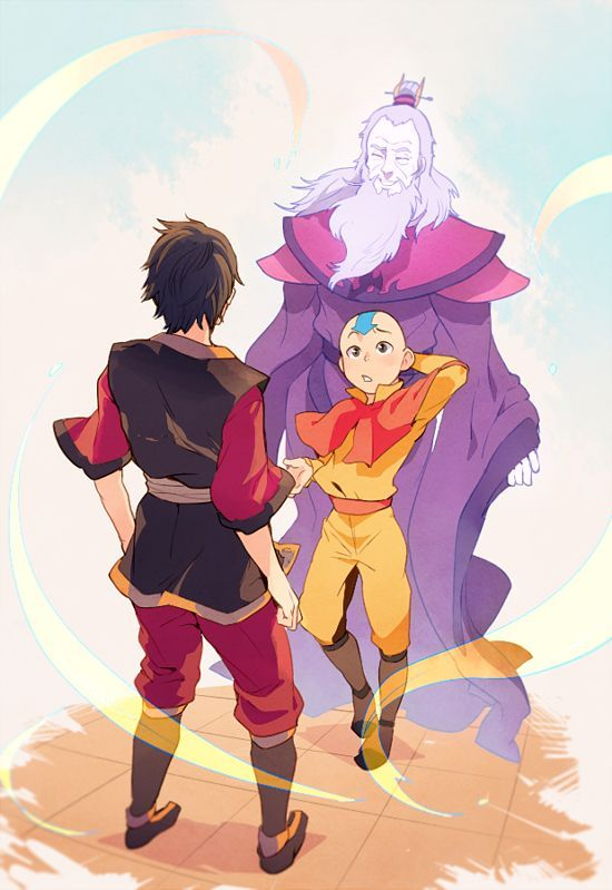 Avatar The Last Airbender Wallpaper | Avatar The Last Airbender