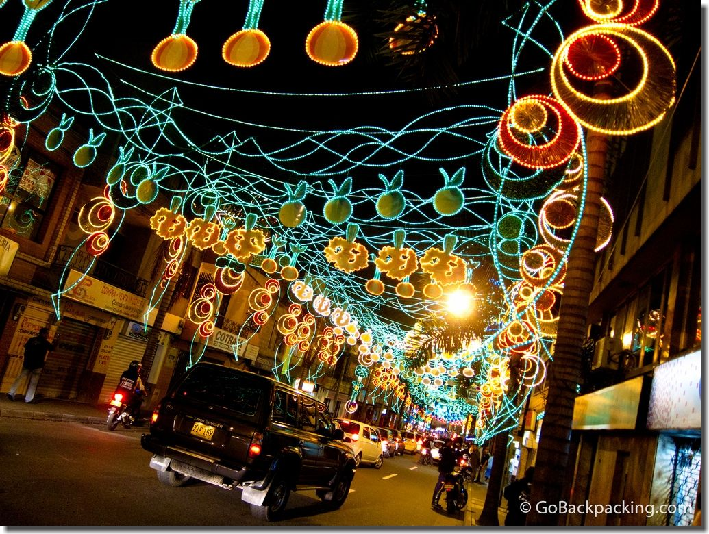 Christmas In Colombia South America.Christmas In Colombia Drop Everything Travel Colombia
