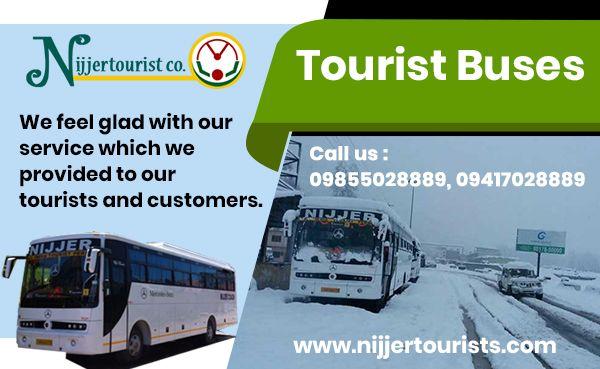 Best Tourist Bus in Chandigarh