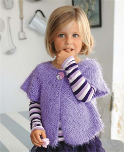 Easy Gilet Knitting Pattern : Bergere de France Childrens Knitting Patterns Sleeveless Gilet Knitting Patte...