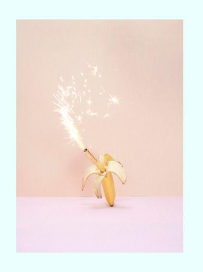 banana sparkler