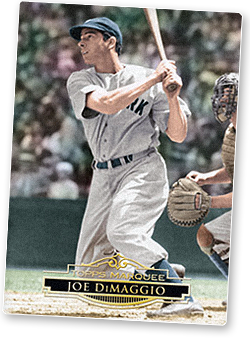 Today in 1937, Joe DiMaggio takes Ty Cobb's advice & replace his 40 with 36 oz bat.