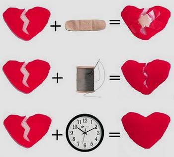 Heartbreak Corazon Roto How To Fix A Broken Heart Healing A Broken Heart Mending A Broken Heart