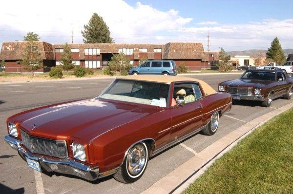 '71 Monte Carlo, 402 4Bbl/TH400/12bolt Axle Chevrolet