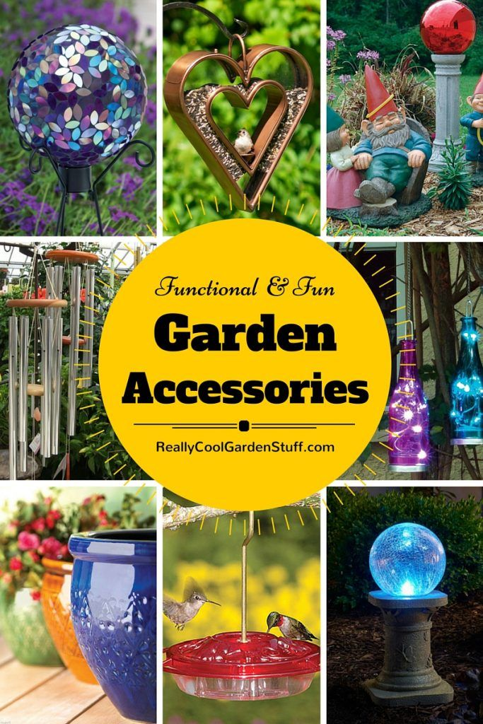 Cool Garden Ideas And Garden Decorations If Your Looking For Fun And  Functional Ways To Decorate Your Yard, Garden, Deck, Porch And Patio This  Seasonu2026