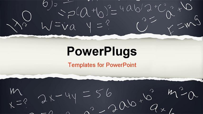 Maths Powerpoint Template Maths Powerpoint Template Math Powerpoint
