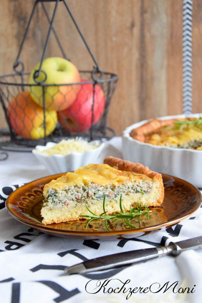 Apfel Zwiebel Rezepte Zwiebel Quiche Quicherezepte Deftige Kuchen
