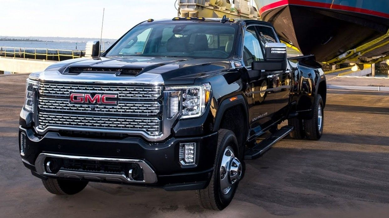 2020 Gmc Sierra Specs And Review