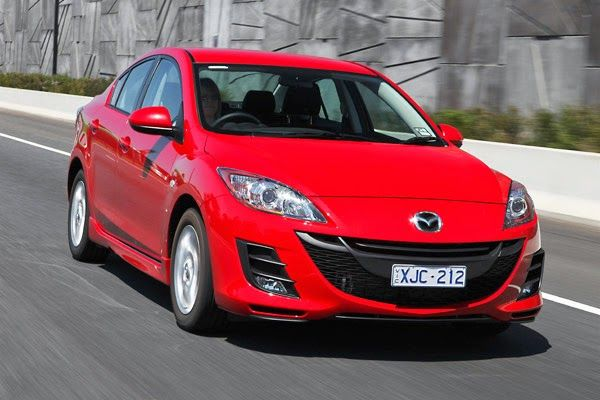 Review Mazda 3 Diesel