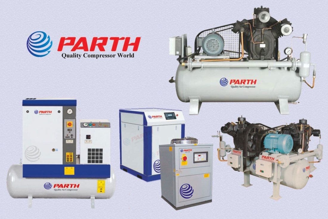 Pin on Air Compressors Manufacturers in India