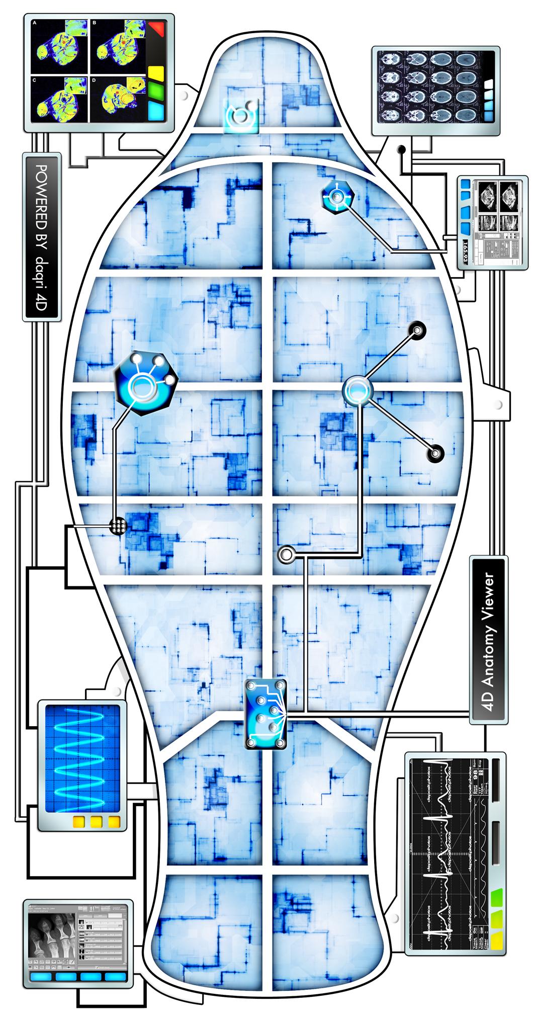 Daqri 4 d human body simulation   Student Sites   Pinterest ...