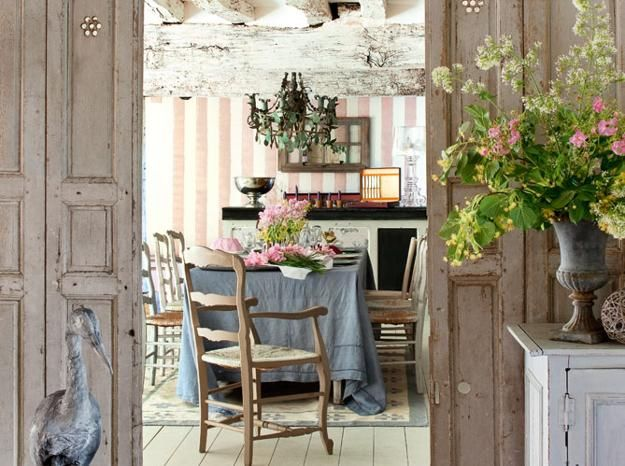 Galleria foto stile provenzale foto 3 country house for Stile cottage francese