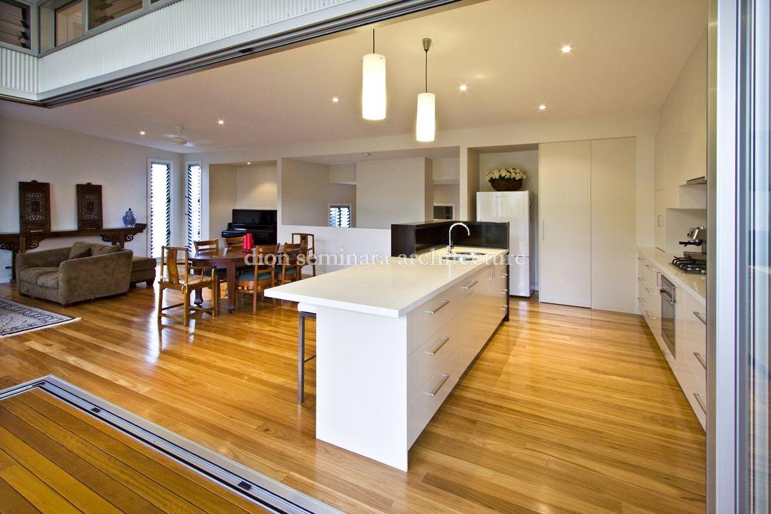 Open Plan Kitchen | dion seminara architecture
