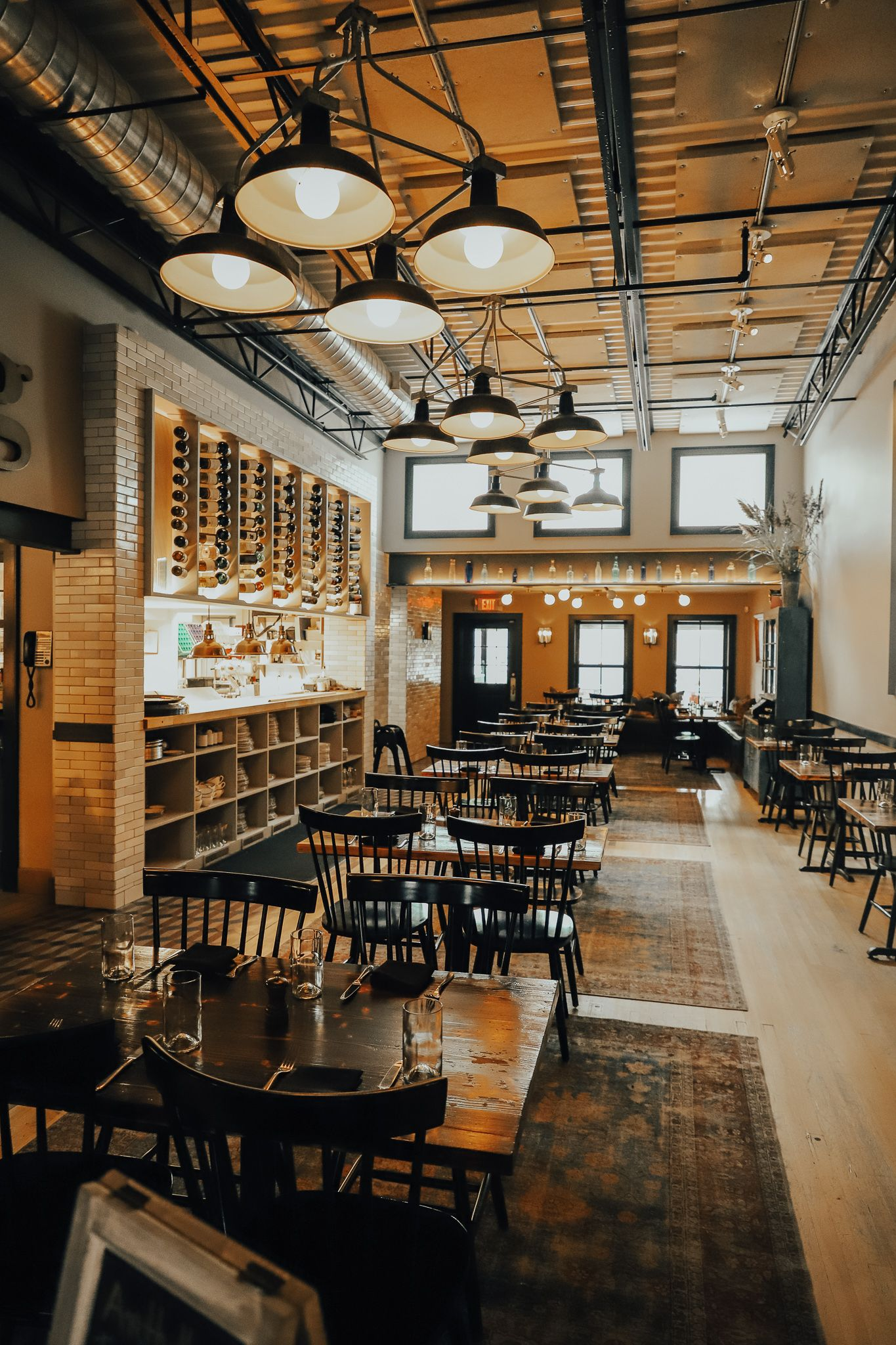 The Amsterdam Restaurant In Rhinebeck New York Clic