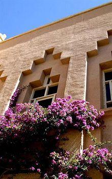 Le Berbere Palace in Ouarzazate