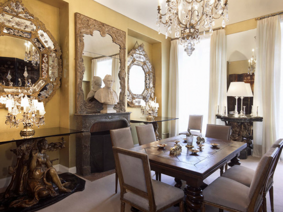 Inside Coco Chanel S Paris Apartment At 31 Rue Cambon Let Visit Flat Above The Boutique