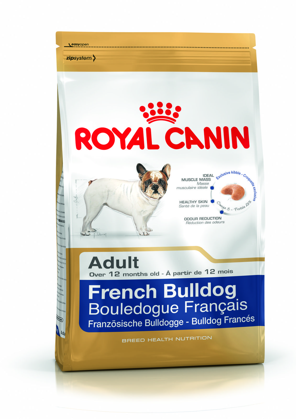 French Bulldog Adult Royal Canin Dog Food Royal Canin Dog Food