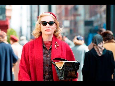 Behind the Scenes of Golden Globes Nominated Carol