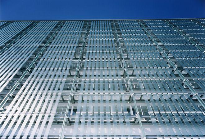 松江地方綜合行政大樓|Projects|株式会社高松伸建築設計事務所