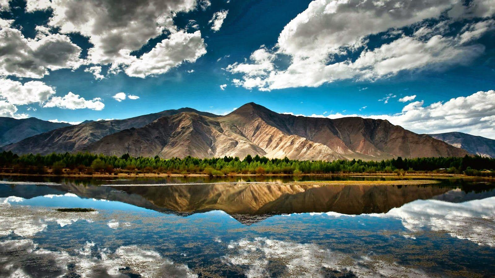 Lake+in+Tibet.jpg (1600×900)