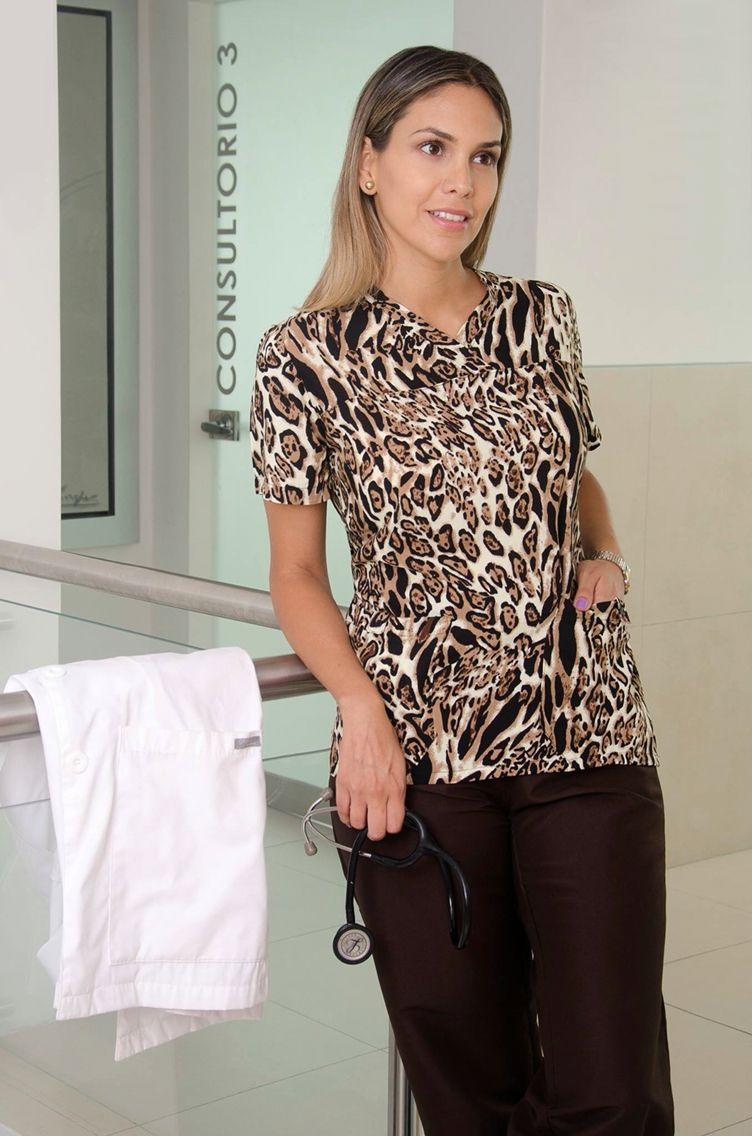 Chaqueta 4210 leopardo