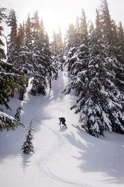Central Oregon - Skiing in My Own Backyard - NYTimes.com