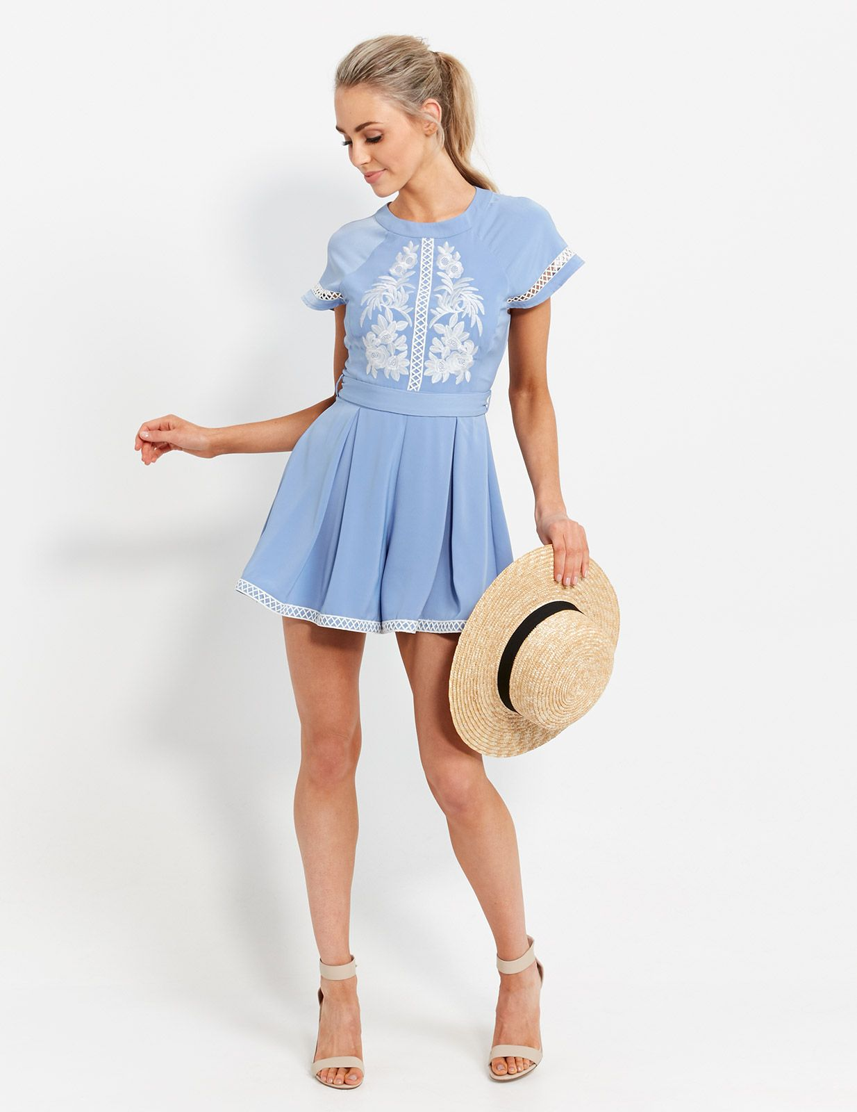 31ceadc64fcc Image for Glory Days Floaty Playsuit from Dotti | Style | Playsuit ...