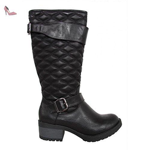 Bottes pour Femme MTNG 51441 BALSAM NEGRO: Amazon.fr: Chaussures et Sacs