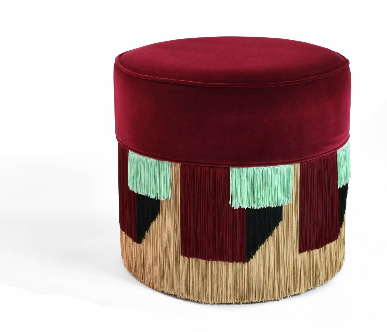 Couture pouf collection by Lorenza Bozzoli | Flodeau.com | Have a ...