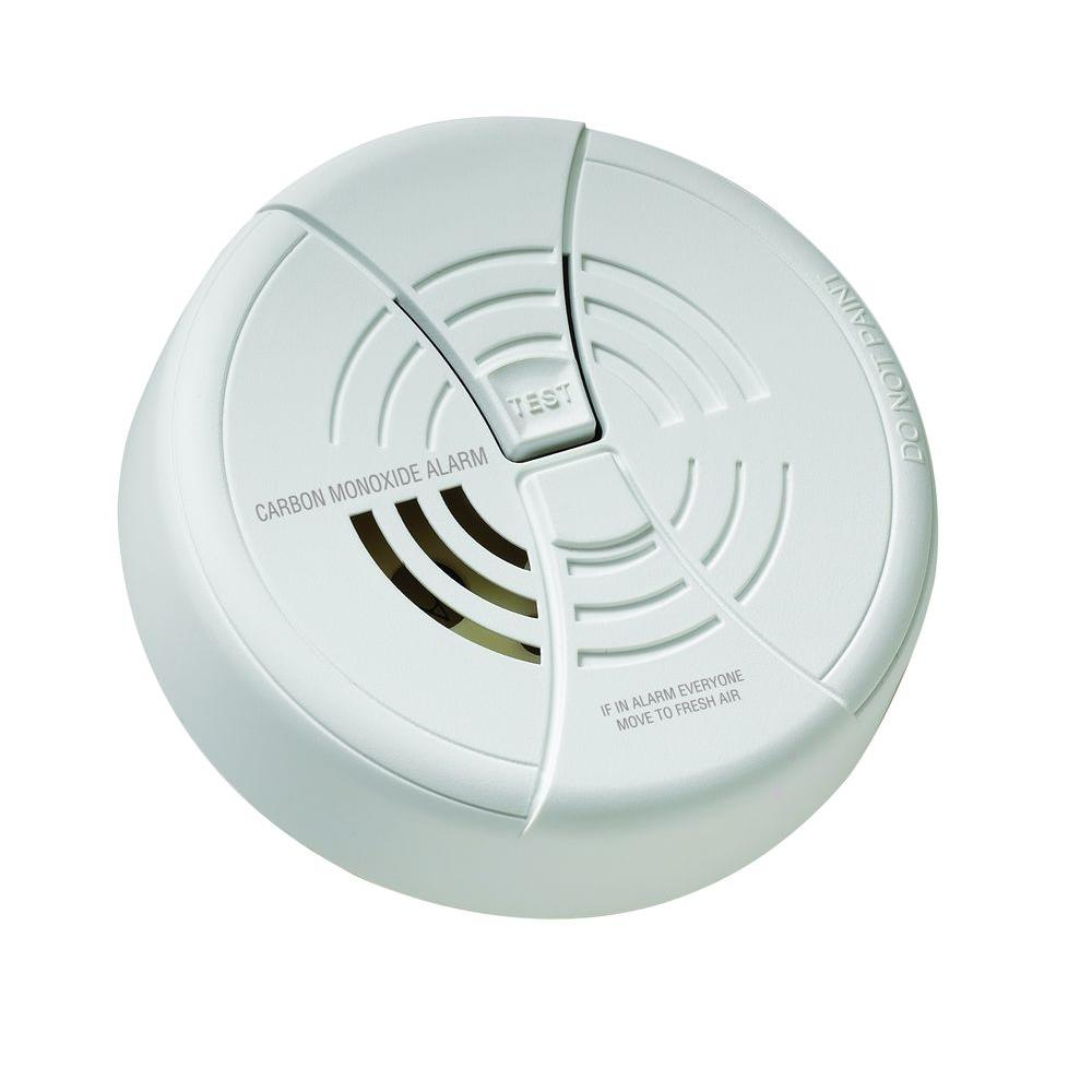 First Alert Battery Powered Travel Carbon Monoxide Alarm With