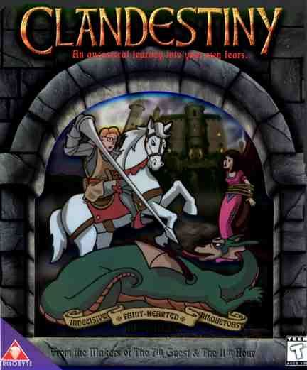 Clandestiny 1996 by Virgin Games and developed by Trilobyte