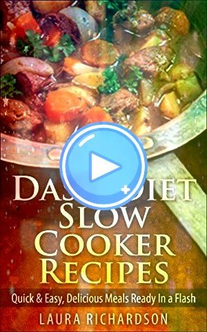 Diet Slow Cooker Recipes Quick  Easy Delicious Meals Ready In a Flash L Dash Diet Slow Cooker Recipes Quick  Easy Delicious Meals Ready In a Flash L Dash Diet Slow Cooker...
