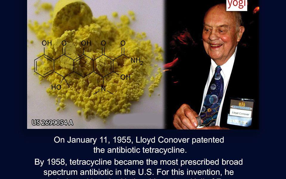 tetracycline history