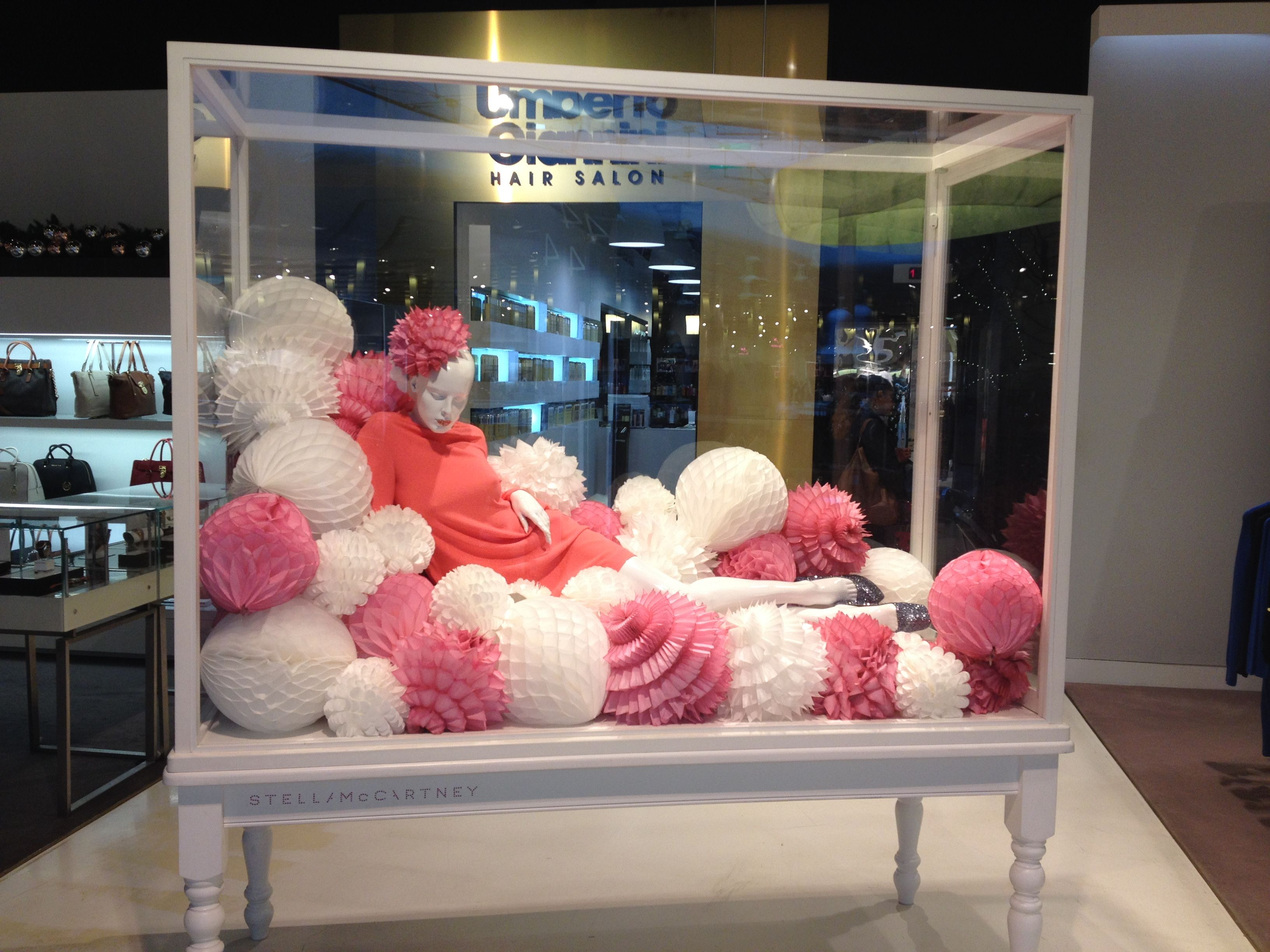 Selfridges shop display, Birmingham | Shop display, Decor ...