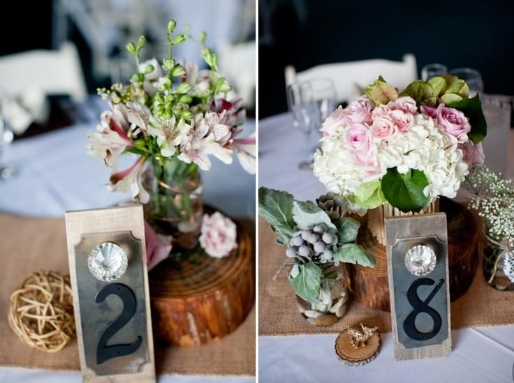 Unique And Creative Wedding Table Number Ideas Modwedding