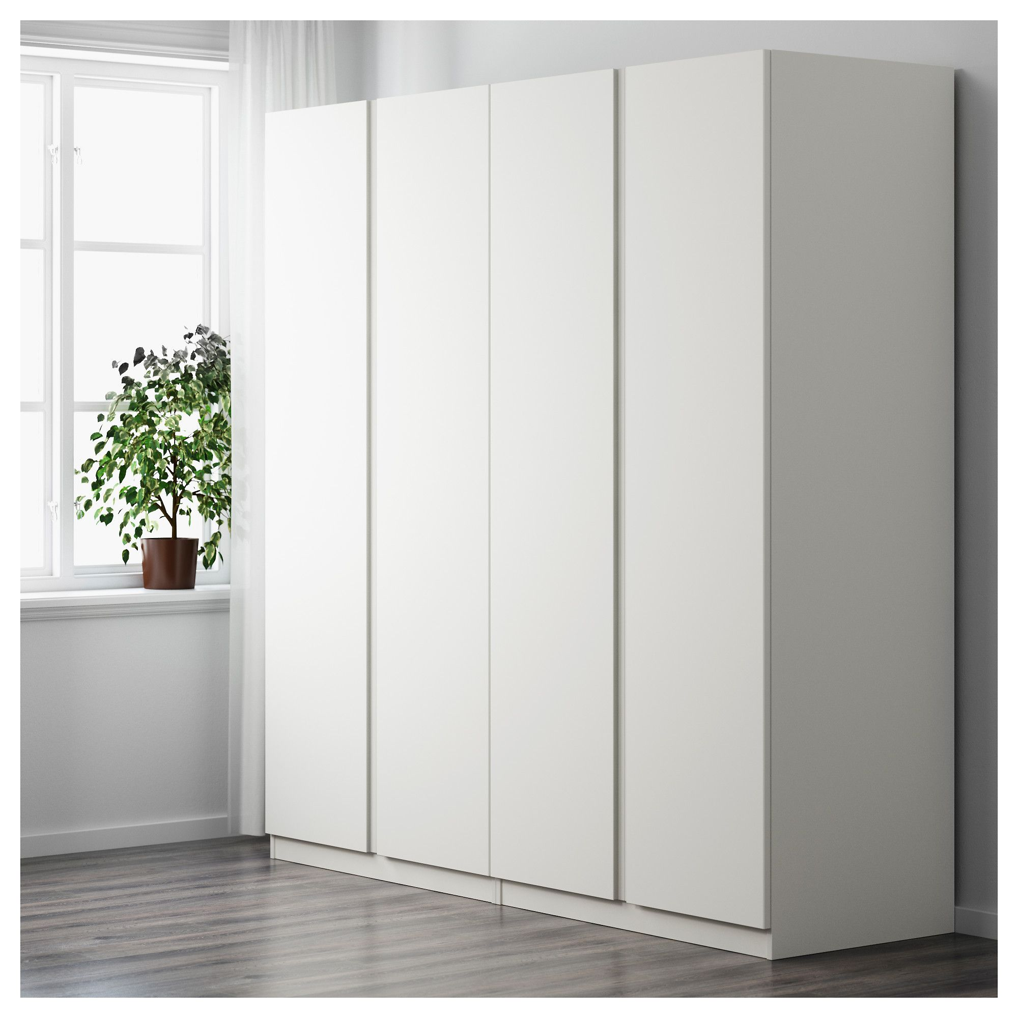 Image result for images of vikanes doors in a bedroom - Armarios pax ikea planificador ...