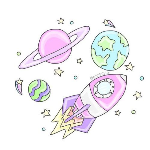 Overlay Transparent And Planets Image Art In 2018 Pinterest