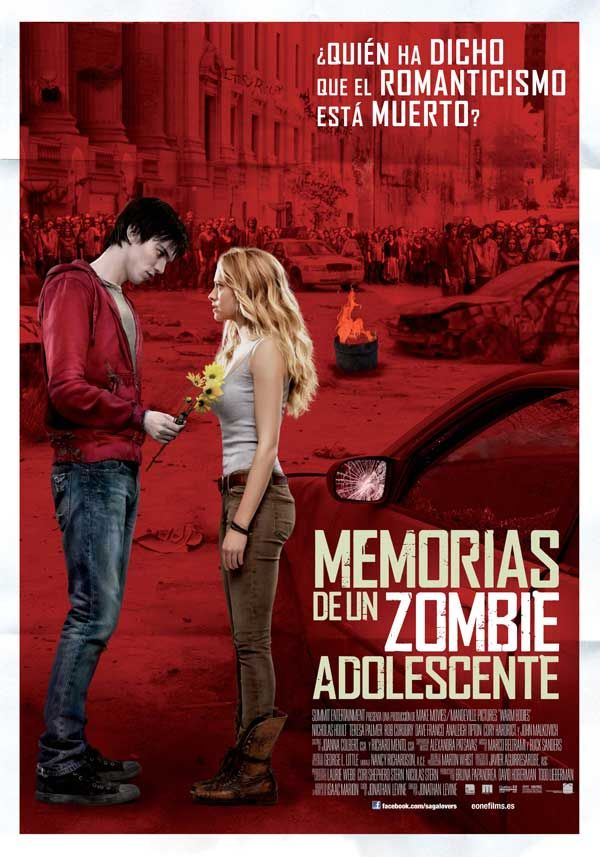 Memorias de un Zombie Adolescente en el Cine Arenas de Arenas de San Pedro - TiétarTeVe