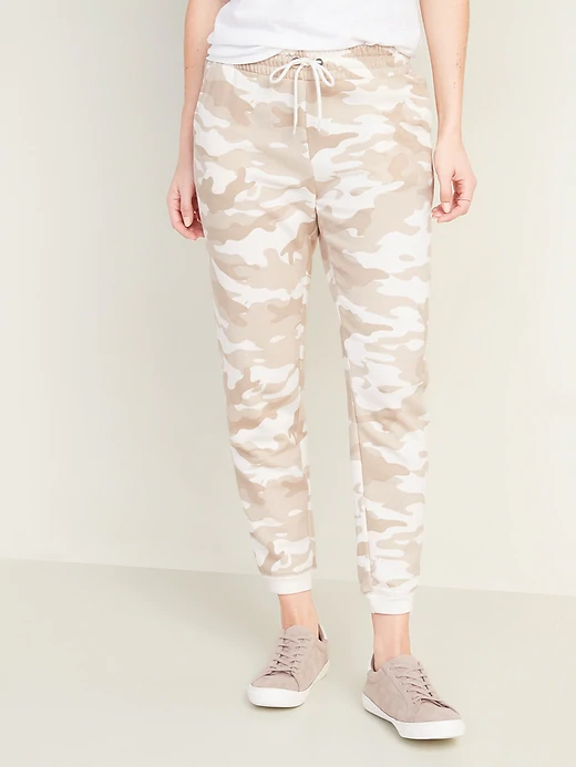 FrenchTerry Joggers for Women Old Navy in 2020