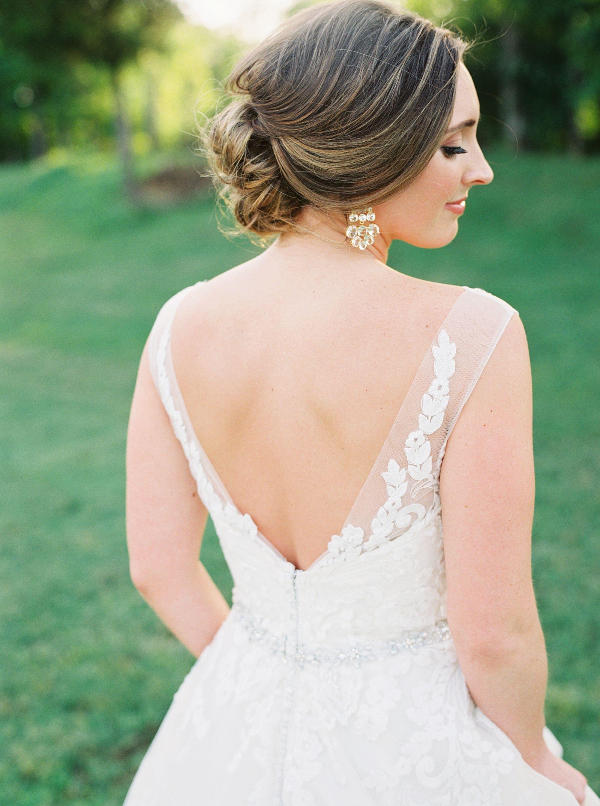Diane Bridal Wedding Dresses Bridal Updo