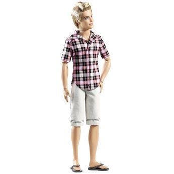 Barbie Fashon Ken Doll