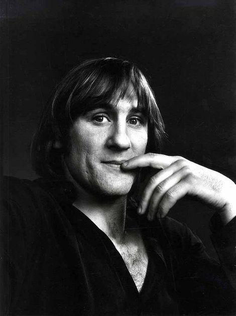 Yousuf Karsh, Gérard Depardieu on ArtStack #yousuf-karsh #art