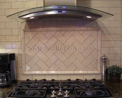 Image detail for -Subway tile backsplash with subway tile from Anchor Bay Tile