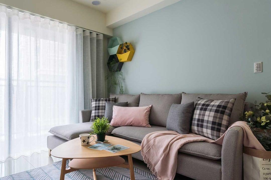 客廳沙發選擇 快要過年了 是除舊換新的好時刻 家中沙發坐了這麼久