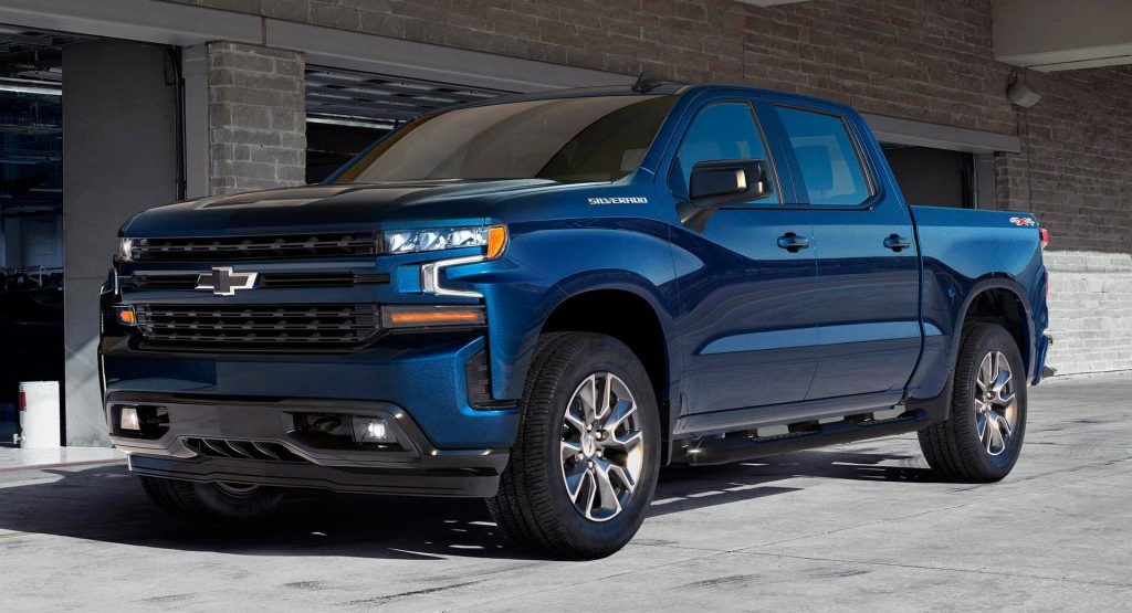 2019 Chevy Silverado Gains All New 310 Hp 2 7l Turbo Four Replaces 4 3l V6 Chevy Silverado Chevy Silverado 1500 Chevrolet Silverado 1500