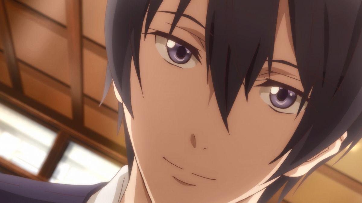 Kyoto teramachi sanjo no holmes episode 1 official anime screenshot 望月麻衣・秋月壱葉 def studios 「京